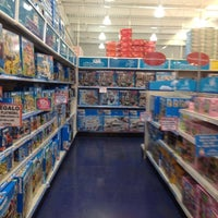 """Photo taken at Toys""""R""""Us by Abraham N. on 8/21/2012"""