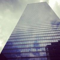 Photo taken at 7 World Trade Center by Anjali M. on 4/25/2012