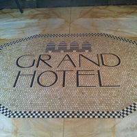 Das Foto wurde bei Le Méridien Grand Hotel Nürnberg von Riccardo G. am 3/18/2012 aufgenommen