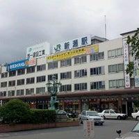 Photo taken at Niigata Station by Satoshi H. on 7/8/2012