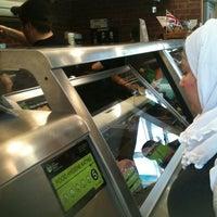 Photo taken at Subway by Sam on 6/20/2012