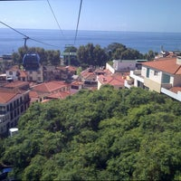 Photo taken at Teleférico do Funchal by Paco L. on 9/12/2012