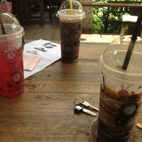 Photo taken at Black Angel Coffee (Infront of Research and Development Building) by Monster C. on 7/12/2012