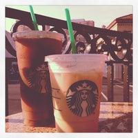 Photo taken at Starbucks by Erica W. on 8/11/2012