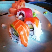 Photo taken at Sushi Avenue on the Square by Mike L. on 7/15/2012