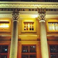 Photo taken at Academia Brasileira de Letras (ABL) by Fabrício G. on 5/20/2012