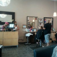 Photo taken at Split Endz Hair and Nails by Fanta-See I. on 5/31/2012