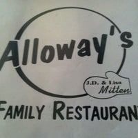 Photo taken at Alloway's by Valerie A. on 5/27/2012