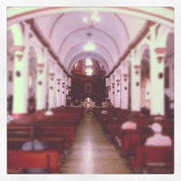 Photo taken at San José by Santiago V. on 8/16/2012