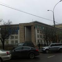 Photo taken at Школа №1284 by Konstantin K. on 4/13/2012
