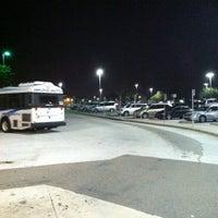Photo taken at TIA Employee Parking Lot by Bryan C. on 8/14/2012