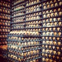 Photo taken at ร้านขายไข่ลุงหนวด สะพานเกวียน by Mink P. on 4/30/2012