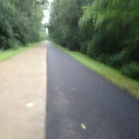 Photo taken at Dutchess Rail Trail by Don F. on 8/11/2012