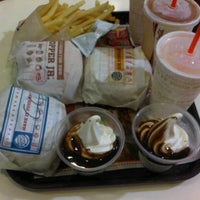 Photo taken at Burger King by Annel G. on 7/17/2012