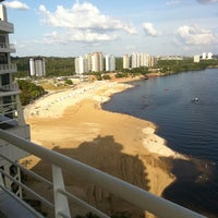 Photo taken at Park Suites Manaus by Juan M. on 9/1/2012