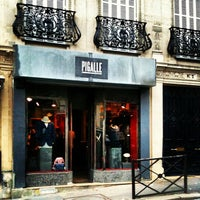 Photo taken at Pigalle Neuf Store by Cristiano P. on 8/23/2012