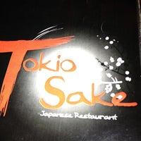 Photo taken at Tokio Sake by Brandon B. on 6/17/2012