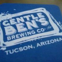 Photo taken at Gentle Ben's Brewing Co. by Nicole M. on 3/21/2012
