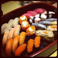 Photo taken at Sushi Zento by Kevin C. on 4/30/2012