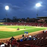 Photo taken at Carolina Stadium by Gavin S. on 3/7/2012