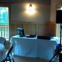 Photo taken at White Oak Vineyards by Aaron P. on 8/4/2012