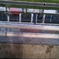 Photo taken at Halte TransJakarta Gn. Sahari Mangga Dua by Shintia I. on 7/3/2012
