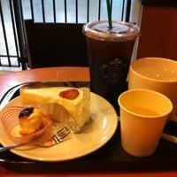Photo taken at Starbucks by Nok N. on 7/8/2012