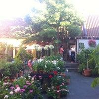 Photo taken at Apotekarns Trädgårdscafe by Håkan A. on 7/23/2012