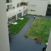 Photo taken at Universidad Privada del Norte (UPN) by Mario C. on 8/28/2012