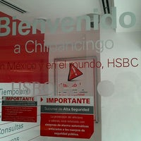 Photo taken at HSBC Plaza Guerrero by Shelo C. on 7/15/2012