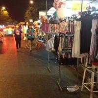 Photo taken at Saphanput Night Market by Skara C. on 3/10/2012