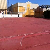 Photo taken at Polisportiu Municipal de l'Alqueria by davidmrcs on 3/26/2012