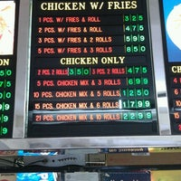 Photo taken at Captain's Fried Chicken by Ryan R. on 7/15/2012