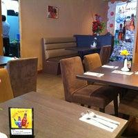 Photo taken at La Viva Cafe by Asnan O. on 7/16/2012