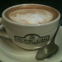 Photo taken at Atomic Café by Barbara K. on 7/31/2012