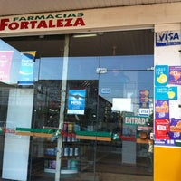 Photo taken at Farmacias Fortaleza by Arinivea B. on 8/31/2012
