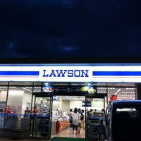 Photo taken at Lawson by yskw t. on 7/7/2012