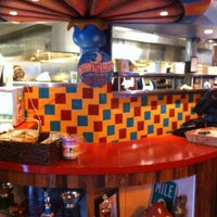 Photo taken at Mellow Mushroom by Sean A. on 8/15/2012