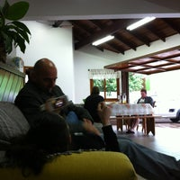 Photo taken at Gernhardt Terraplenagem by Thiago E. on 8/25/2012