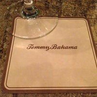 Photo taken at Tommy Bahama's Restaurant and Bar by John R. on 3/11/2012