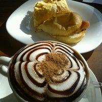 Photo taken at Rosa's Café by Daniel D. on 7/27/2012