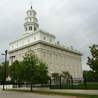 Photo taken at Nauvoo Illinois Temple by Larry Kevin A. on 5/3/2012
