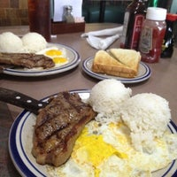 Photo taken at King's Restaurant by Aiza on 6/27/2012