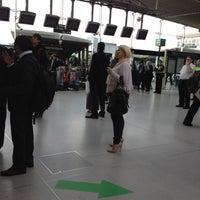 Photo taken at East Croydon Railway Station (ECR) by Laurent R. on 6/18/2012