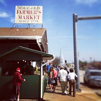 Photo taken at Soulard Farmers Market by Jeremy L. on 3/17/2012