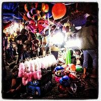 Photo taken at Pasar Senggol Gianyar by Joe N. on 4/14/2012