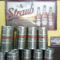 Photo taken at Straub Brewery by Chris C. on 8/15/2012