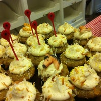 Photo taken at Trophy Cupcakes by Jessie P. on 3/11/2012
