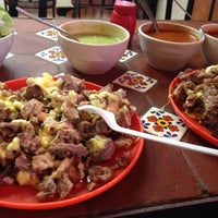 "Photo taken at Taquería La Lupita ""Ayuuk"" by Luis Alfonso on 7/15/2012"