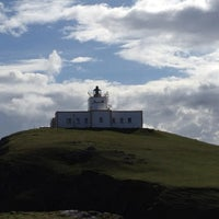 Photo taken at Strathy Point by Alessandro P. on 8/22/2012